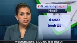 Anh ngữ đặc biệt: Chronic Diseases Affect More Americans (VOA)