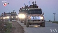 美军撤出叙利亚的速度可能缓于预期