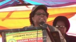 Zimbabwe People First Leader Vows Not To Return To Mugabe's Zanu-PF Party