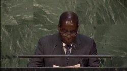 Zimbabwe President Calls on Bretton Woods To Reform, Champions Land Reform