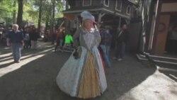 Фестиваль Ренессанса в Мэриленде