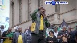 "Manchetes Africanas 13 Maio 2019: Ramaphosa promete ""limpar"" o ANC"