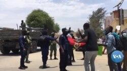 Angola/ 11 novembro: Manifestação no Namibe reprimida pela polícia