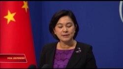 Trung Quốc hứa không xây dựng thêm trong biển Đông
