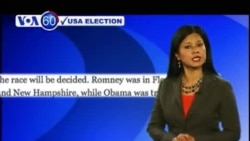 VOA 60 US Election 5th Nov