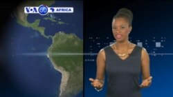 VOA60 AFRICA - MAY 18, 2015