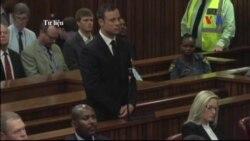 Vận động viên Pistorius bị kết tội mưu sát