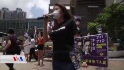 Li Hong Kongê Hilbijartinên Alternatîf