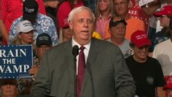 West Virginia Governor, a Democrat, Switches to Republican Party