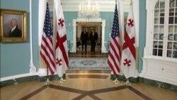 პრემიერ-მინისტრის და სახელმწიფო მდივნის შეხვედრა