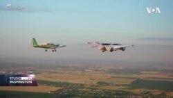 Uspješno putovanje letećim automobilom