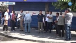 Diyarbakır'da İşçi Pazarında Bekleyenler Şikayetçi