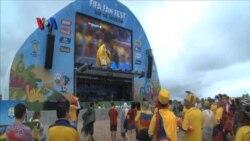 Tantangan Fans Piala Dunia