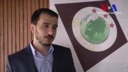 İstanbul'da Türkçe Dersi Veren Suriyeli Türkmen