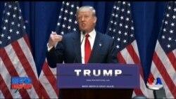 Donald Tramp prezident bo'lmoqchi