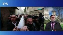 Христиане всего мира второй год подряд вынуждены праздновать Пасху в условиях пандемии
