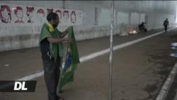 Rais mwenye mrengo wa kulia aapiswa Brazil