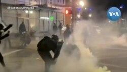Mỹ: Biểu tình bạo động sau lễ nhậm chức của ông Biden