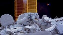 Descubrimiento: contaminación especial protege naves espaciales