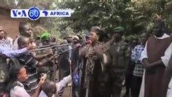 VOA60 Afirka: Janhuriyar Afirka ta Tsakiya, Fabrairu 3, 2014