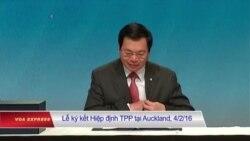 Việt Nam sẽ chính thức phê chuẩn Hiệp định TPP