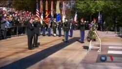 У США відзначають День ветеранів. Відео