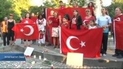 İstanbul'daki Saldırıda Hayatını Kaybedenler Washington'da Anıldı