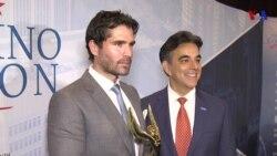 Eduardo Verástegui recibe galardón por labor empresarial