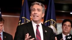 伊利諾伊州共和黨籍前聯邦眾議員沃爾什(Joe Walsh)資料照。