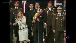 委內瑞拉總統遭無人機襲擊無恙 7人受傷