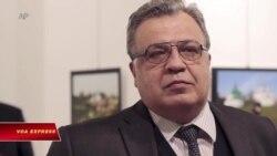 Đại sứ Nga tại Thổ Nhĩ Kỳ tử thương vì bị ám sát