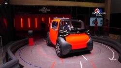 ԱՌԱՆՑ ՄԵԿՆԱԲԱՆՈՒԹՅԱՆ. Ավտոարտադրող ընկերությունները ներկայացնում են իրենց ավտոմեքենաների ապագա մոդելները
