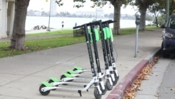 Popularity of Scooters Creates Jobs for 'Juicers'