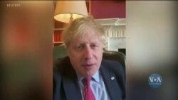Борис Джонсон – перший лідер держави, який підтвердив, що в нього був виявлений коронавірус. Відео