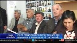 Proteste e ish te perndjekurve ne Shkoder