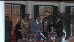 2013-07-31 美國之音視頻新聞: 津巴布韋選舉總統和國會