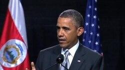 奧巴馬稱美國打擊毒品努力進展緩慢