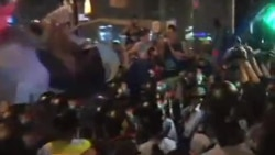 香港再爆發新衝突