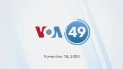 VOA60 World 18-Nov-2020
