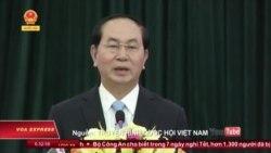 Ông Trần Đại Quang muốn đào tạo 'công dân toàn cầu'