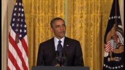 奥巴马面对丑闻 可能难以实施第二任期政策
