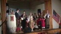 """""""Opančići"""" čuvaju srpsku tradiciju u Vašingtonu"""