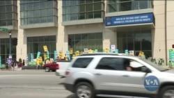 Боротьба за Айову: хто з кандидатів у президенти переможе в штаті? Відео