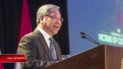 Nghị sĩ Canada hy vọng Khuyến nghị Biển Đông sẽ khiến Việt Nam hành động
