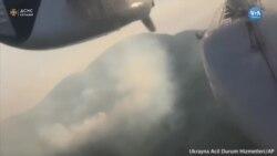 Ukrayna'dan Türkiye'ye Uçak Desteği