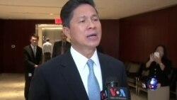 柬埔寨商业部长承诺改善美商投资环境