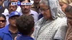 Minisitiri w'Intebe wa Bangladesh Yagendereye Impunzi z'Abanyabirimaniya b'Abarohingya b'Abayisilamu
