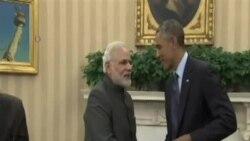 克里稱美國與印度應加強貿易關係