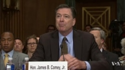 Comey Defends Handling of Clinton and Russia Investigations