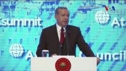 Erdoğan'dan ABD'ye: 'Beyaz Sayfa Açalım, Kuzey Suriye'de Devlete İzin Vermeyiz'